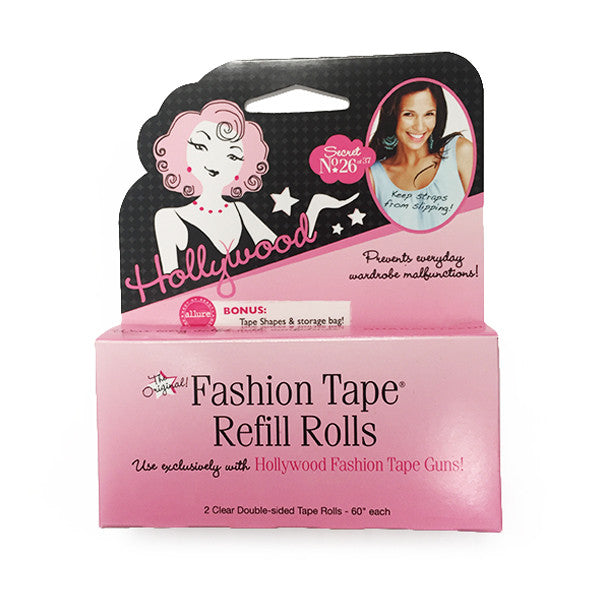 Hollywood Fashion Secrets - Fashion Tape Gun Refill -  | Camera Ready Cosmetics