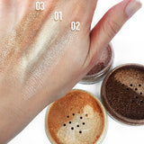 Inglot Sparkling Dust FEB -  | Camera Ready Cosmetics - 3