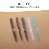 Inglot Soft Precision Eyeliner -  | Camera Ready Cosmetics - 3