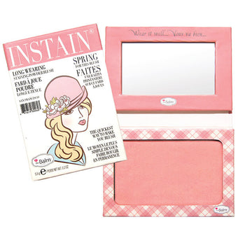The Balm Cosmetics - Instain Long-Wearing Powder Staining Blush | The Balm Cosmetics