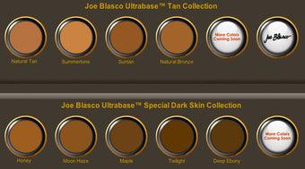 SAMPLE of Joe Blasco UltraBase Foundation -  | Camera Ready Cosmetics - 5