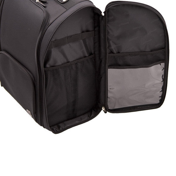 JUST CASE USA - SUNRISE BLACK TROLLEY 1680D NYLON CASE C6401NLAB (USA ONLY) -  | Camera Ready Cosmetics - 8