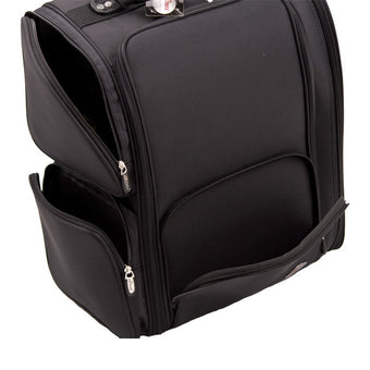 JUST CASE USA - SUNRISE BLACK TROLLEY 1680D NYLON CASE C6401NLAB (USA ONLY) -  | Camera Ready Cosmetics - 7