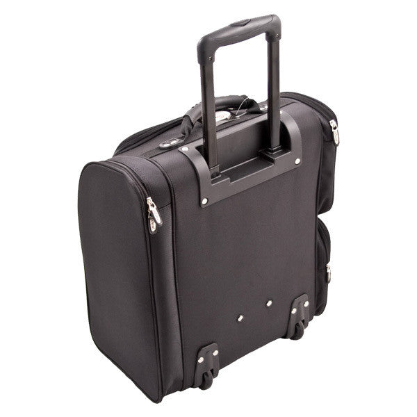 JUST CASE USA - SUNRISE BLACK TROLLEY 1680D NYLON CASE C6401NLAB (USA ONLY) -  | Camera Ready Cosmetics - 2