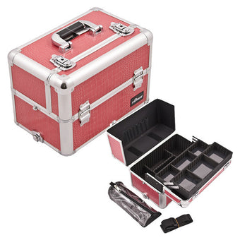 JUST CASE PRO MAKEUP CASE E3307 (USA Only) -  | Camera Ready Cosmetics - 1