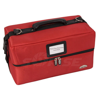 JUST CASE - SOFT SIDED RED CASE C3011 (USA ONLY) -  | Camera Ready Cosmetics - 2