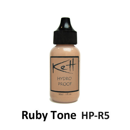 Kett Hydro PROOF Airbrush Foundation Ruby Series- Single 1 oz Foundation (USA Only) -  | Camera Ready Cosmetics - 4