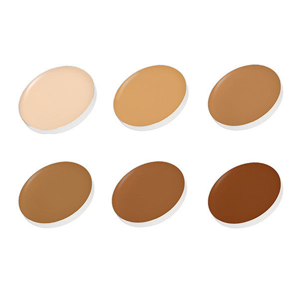 Kett Fixx Creme Olive Series Pan REFILL -  | Camera Ready Cosmetics - 3