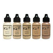 Kett Hydro PROOF Airbrush Foundation, Olive Series - 1oz (USA Only) -   - 1
