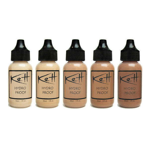 Kett Hydro PROOF Airbrush Foundation Ruby Series- Single 1 oz Foundation (USA Only) -  | Camera Ready Cosmetics - 1