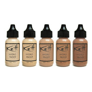 Kett Hydro PROOF Airbrush Foundation Ruby Series- Single 1 oz Foundation (USA Only) -   - 1