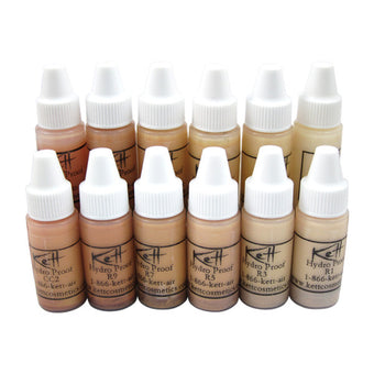 Kett Hydro Proof Collection - 7 ml (USA Only) -  | Camera Ready Cosmetics