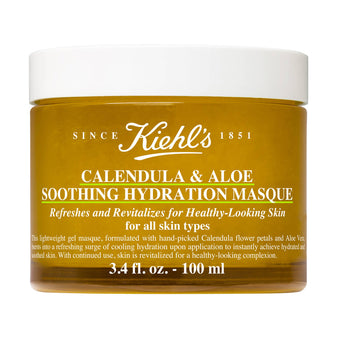 alt Kiehl's Since 1851 Calendula & Aloe Soothing Hydration Mask