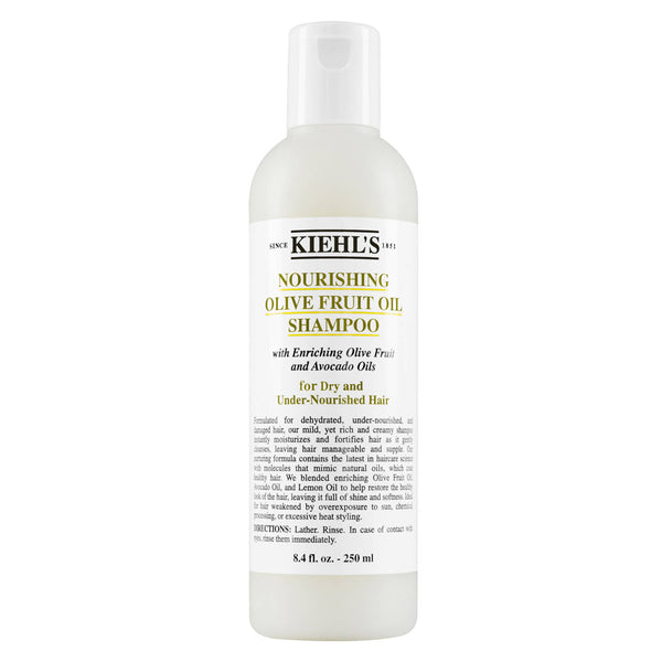 alt Kiehl's Since 1851 Nourishing Olive Fruit Oil Shampoo 8.4 fl oz