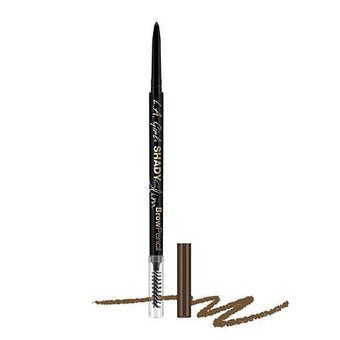 L.A. Girl Shady Slim Brow Pencil  | Camera Ready Cosmetics