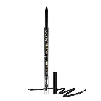 alt L.A. Girl Shady Slim Brow Pencil Black (GB360)