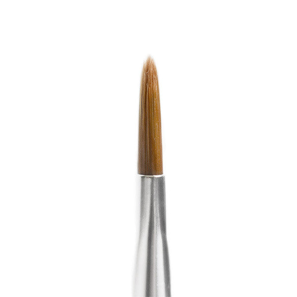 "Lit Cosmetics Flat/Liner Duo 5"" Brush -  