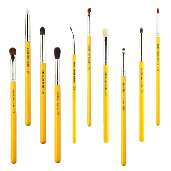 Bdellium Tools Studio Line Brushes for Eyes -  | Camera Ready Cosmetics - 1