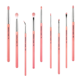 Bdellium Tools Pink Bambu Brushes for Eyes -  | Camera Ready Cosmetics - 1