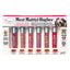 alt The Balm Cosmetics - Meet Matte Hughes - Set of 6 Mini Liquid Lipsticks Vol 2