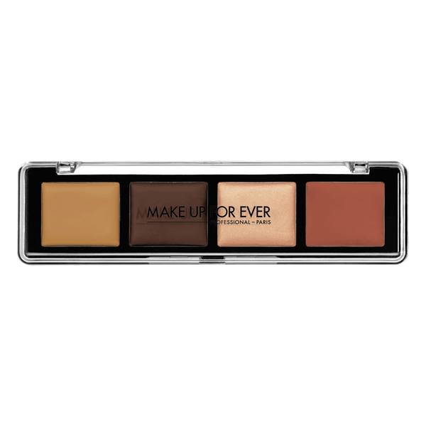 alt Make Up For Ever Pro Sculpting Palette 50 - Dark (14350)
