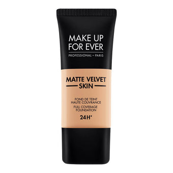 alt Make Up For Ever Matte Velvet Skin Foundation R370 Medium Beige (73370)