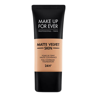 alt Make Up For Ever Matte Velvet Skin Foundation R410 Golden Beige (73410)