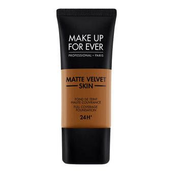 alt Make Up For Ever Matte Velvet Skin Foundation R530 Brown (73530)