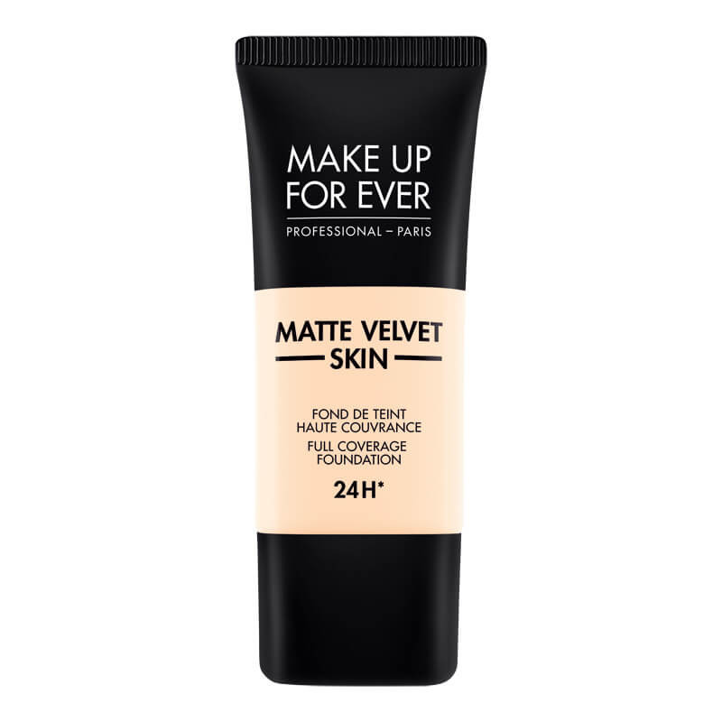 Make Up For Ever Matte Velvet Skin Foundation Camera