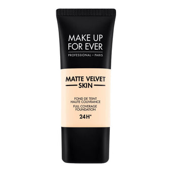 alt Make Up For Ever Matte Velvet Skin Foundation Y205 Alabaster (73205)