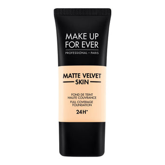 alt Make Up For Ever Matte Velvet Skin Foundation Y215 Yellow Alabaster (73215)