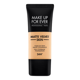 alt Make Up For Ever Matte Velvet Skin Foundation Y245 Soft Sand (73245)