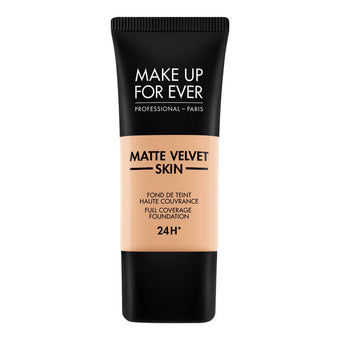 alt Make Up For Ever Matte Velvet Skin Foundation Y305 Soft Beige (73305)