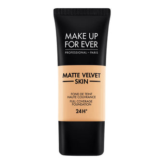 alt Make Up For Ever Matte Velvet Skin Foundation Y363 Warm Beige (73250)