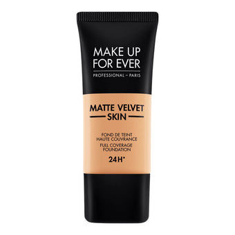 alt Make Up For Ever Matte Velvet Skin Foundation Y375 Golden Sand (73375)