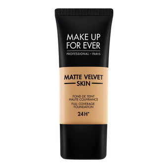 alt Make Up For Ever Matte Velvet Skin Foundation Y415 Almond (73415)