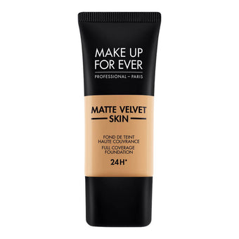 alt Make Up For Ever Matte Velvet Skin Foundation Y425 Honey (73425)
