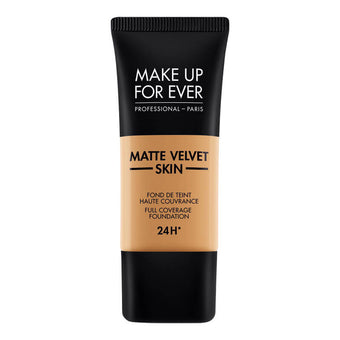 alt Make Up For Ever Matte Velvet Skin Foundation Y455 Praline (73455)