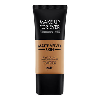 alt Make Up For Ever Matte Velvet Skin Foundation Y503 Toffee (73460)