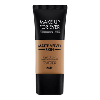 alt Make Up For Ever Matte Velvet Skin Foundation Y505 Cognac (73505)