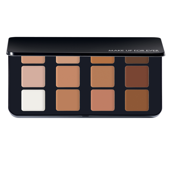 Make Up For Ever Ultra HD Foundation Palette