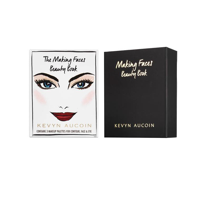 Kevyn Aucoin Making Faces Beauty Book