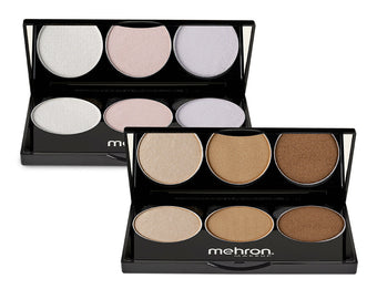 alt Mehron Highlight-Pro 3 Color Palette