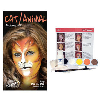 Mehron Cat/Animal Character Kit -  | Camera Ready Cosmetics - 2