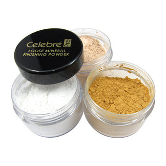Mehron Celebre Pro HD Loose Mineral Finishing Powder -  | Camera Ready Cosmetics - 3