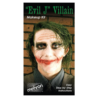 Mehron Evil J Villain Character Kit -  | Camera Ready Cosmetics - 2