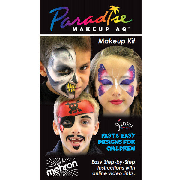 Mehron Face Painting Premium Makeup Kit -  | Camera Ready Cosmetics - 2