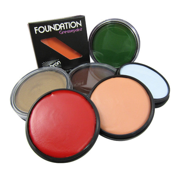 Mehron Foundation Greasepaint -  | Camera Ready Cosmetics - 3