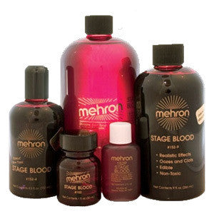 Mehron Stage Blood (USA only) -  | Camera Ready Cosmetics - 1
