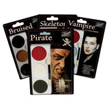 Mehron Tri-Color Palette -  | Camera Ready Cosmetics - 5